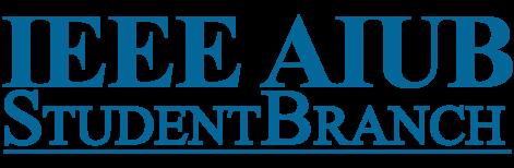 IEEE AIUB SB Logo
